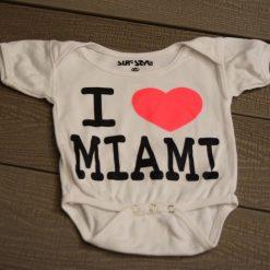 Cache-couche Miami blanc Surf Style fille bébé