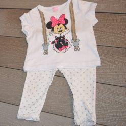 Ensemble chandail Minnie et pantalon Disney fille bébé