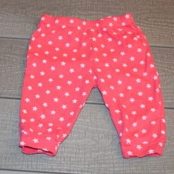 Pantalon rouge bébé fille
