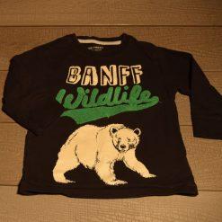 Chandail ours garçon enfant