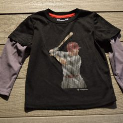 Chandail Baseball garçon enfant
