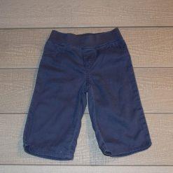 Pantalon régulier bleu marin bébé garçon