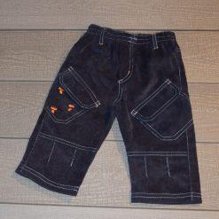 Pantalon velours poche bébé garçon
