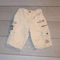 Pantalon beige cargo bébé garçon