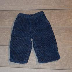 Pantalon velours bébé garçon