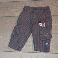 Pantalon cargo bébé garçon