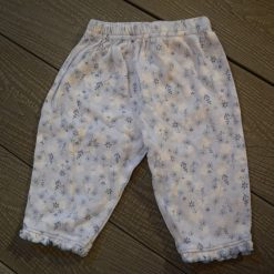 Pantalon bouffon bébé fille