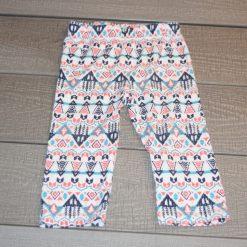 Pantalon leggin blanc fille enfant