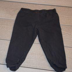 Pantalon noir fille enfant