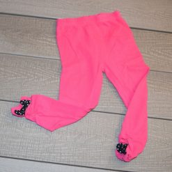 Pantalon rose fille enfant