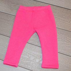 Pantalon rose fille bébé