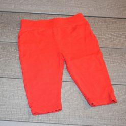 Pantalon rouge fille enfant