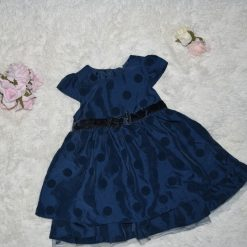 Robe d'occasion bleu enfant
