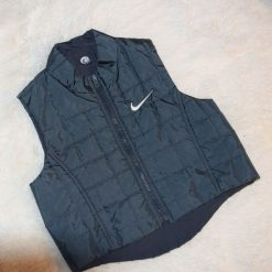Veste sans manche bleu marin Nike garçon enfant