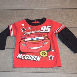 Chandail McQueen 95 bébé garçon