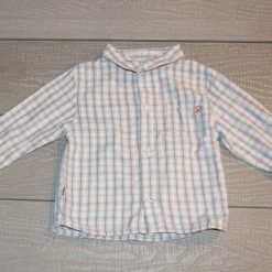 Chemise rayé bébé garçon