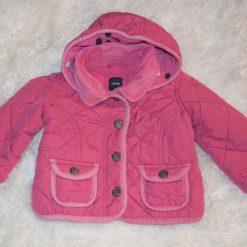 Veste fille rose