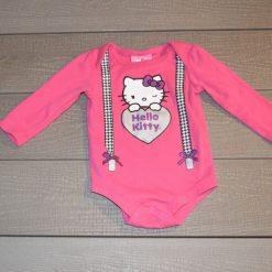 Cache- couche Hello Kitty rose fille bébé