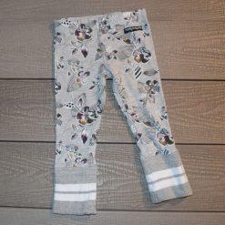 Pantalon gris évolutif fille bébé