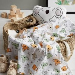 Couverture bébé Koala