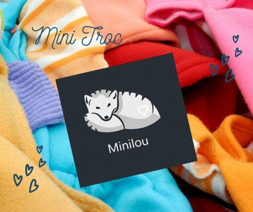 Mini Troc échange vêtement bébé enfant